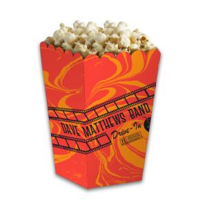 Drive-In Popcorn Box