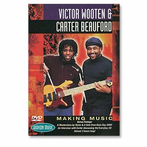 Making Music DVD