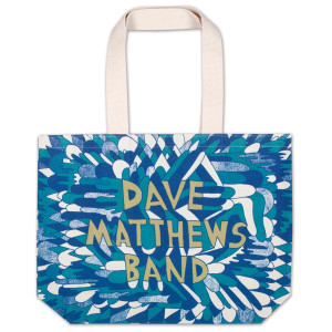 DMB Canvas Tote