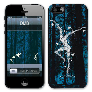 DMB Firedancer iPhone 5 Hardcase