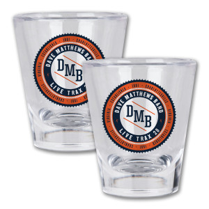 DMB Live Trax Vol. 28 Shot Glass Set