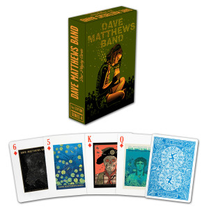 DMB 2013 Poster Playing Cards