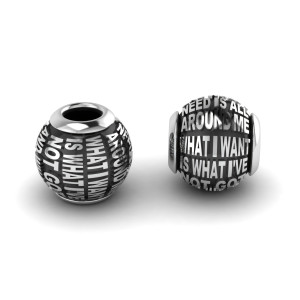 DMB Lyric Bead - Jimi Thing