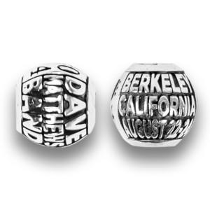 DMB - Berkeley, CA Show Bead