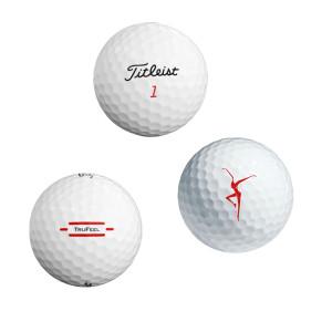 DMB Firedancer 3-Pack Titleist DT SoLo Golf Balls