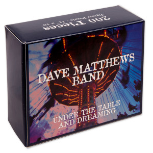 DMB Under The Table And Dreaming 200 pc. Puzzle