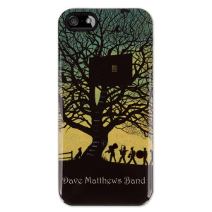 DMB iPhone 5 Treehouse Case