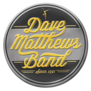 "Dave Matthews Band 16"" Metal Sign Pre-Order"