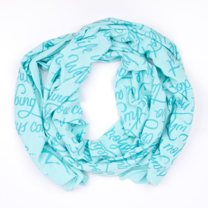 DMB Lyric Scarf – Two Step