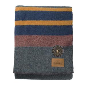 DMB Pendelton Wool Blanket - Mineral Umber