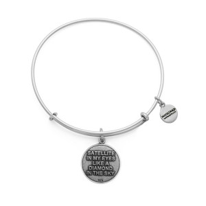 Satellite Lyric Bracelet