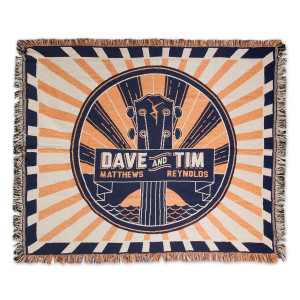 Dave & Tim Sunburst Blanket