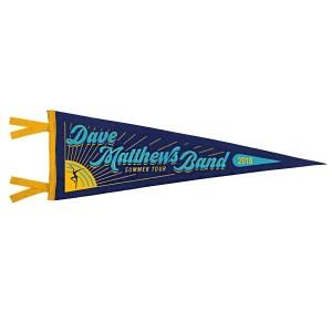 Dave Matthews Band Pennant