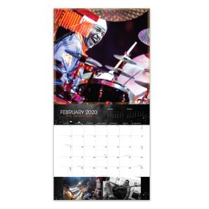 DMB 2020 Calendar