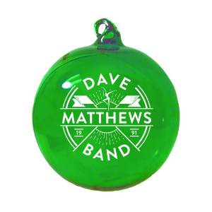 DMB Flag Ornament - Green