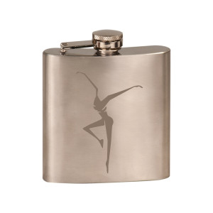 DMB Firedancer 6 oz. Flask