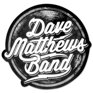 DMB Circle Sticker (Black/Silver)
