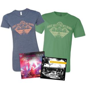Live Trax Vol. 36: Alpine Valley 2-DVD / 3-CD Set + Tee + Encore Trax Bonus