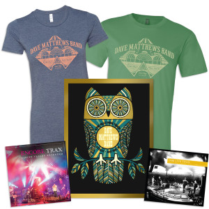 Live Trax Vol. 36: Alpine Valley 2-DVD / 3-CD Set + Poster + Tee + Encore Trax Bonus