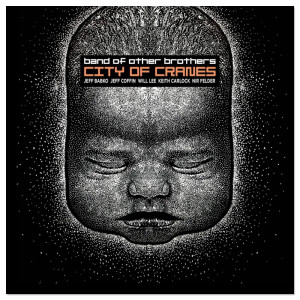 """Band of Other Brothers """"City of Cranes"""" CD"""