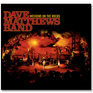 DMB Weekend On The Rocks 2 CD and 1 DVD Set