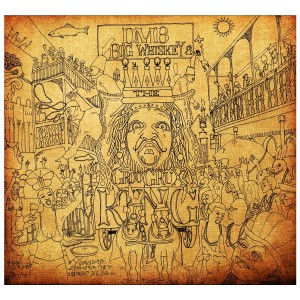 DMB Big Whiskey and the GrooGrux King Deluxe CD/DVD