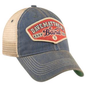 DMB Athletic Logo Trucker Hat