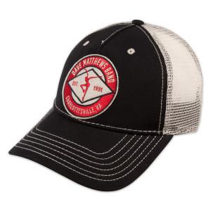 DMB Black Trucker Hat