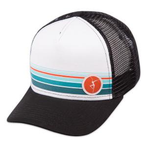 Retro Firedance Trucker Hat