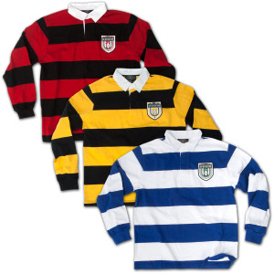 DMB Rugby Patch Shirt