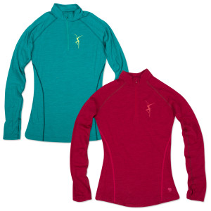 DMB Mountain Hardwear - Women's Integral Pro™ Long Sleeve Zip T