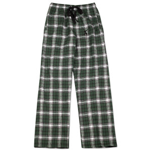 DMB Flannel Firedancer PJ Pants - Green/White
