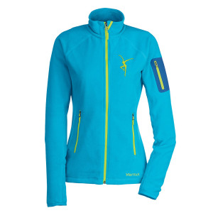 Ladies' Marmot Firedancer Flashpoint Jacket - Atomic Blue