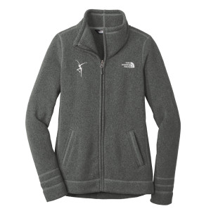 Ladies' Firedancer North Face Fleece Jacket