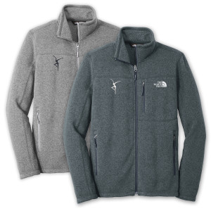Men's Firedancer North Face Fleece Jacket