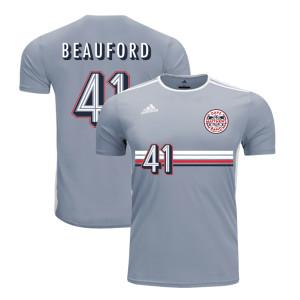2018 Adidas Beauford Soccer Jersey