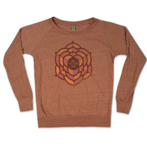 DMB Stained Glass Longsleeve Ladies Shirt