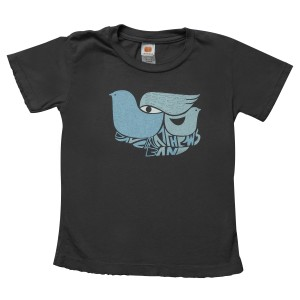 DMB Kids' Doves Design Shirt