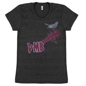 DMB Guitar Bird Women's Shirt