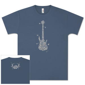 DMB Flower Bass Shirt