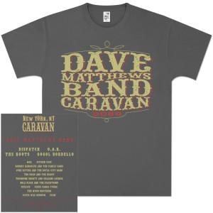 Caravan Governor's Island Event Shirt