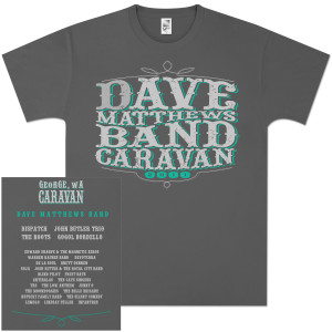 DMB Gorge Caravan Event Shirt