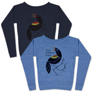 Bird with Ring Longsleeve Ladies Shirt