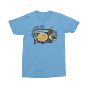 DMB Kids' Amp Bird House Shirt