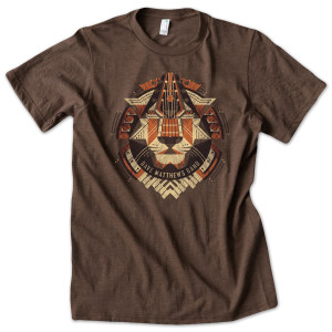 DMB Lion Shirt