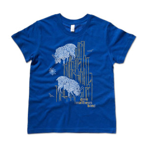 Kid's Mountain Goat T