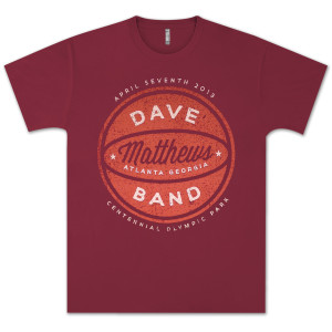 DMB Final Four Centennial Park T-Shirt