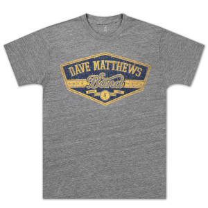 DMB 2013 Athletic Logo Shirt