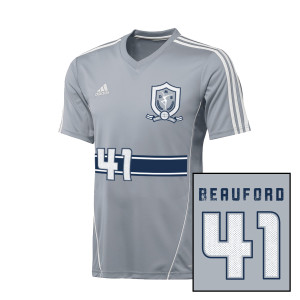 DMB 2014 Adidas Beauford Soccer Jersey