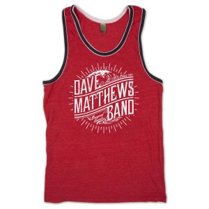 DMB Men's Wave Tank Top